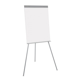 Flipchart na trójnogu BI-OFFICE, 70x100cm, tablica suchościeralna, Flipcharty, Prezentacja