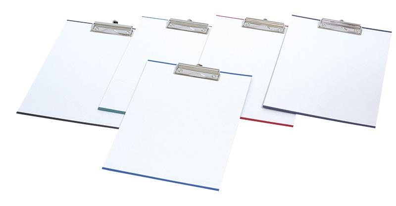 Clipboard DONAU deska, z klipsem, PP, A4, mix kolorów, Clipboardy, Archiwizacja dokumentów