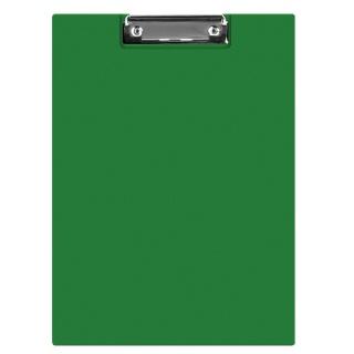 Clipboard DONAU teczka, PP, A4, z klipsem, zielony, Clipboardy, Archiwizacja dokumentów