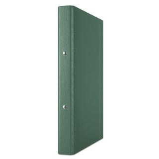 Segregator ringowy DONAU, PP, A4/2R/20mm, zielony, Segregatory ringowe, Archiwizacja dokumentów