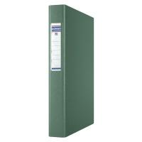 Segregator ringowy DONAU, PP, A4/2R/25mm, zielony, Segregatory ringowe, Archiwizacja dokumentów