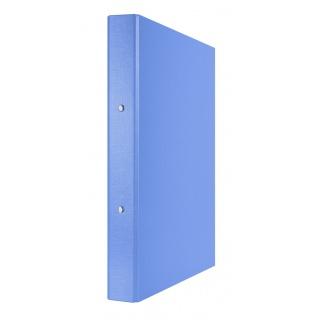 Segregator ringowy DONAU, PP, A4/2R/30mm, niebieski, Segregatory ringowe, Archiwizacja dokumentów