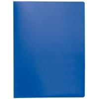 Teczka ofertowa Q-CONNECT, PP, A4, 380mikr., 10 koszulek, niebieska, Teczki ofertowe, Archiwizacja dokumentów