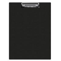 Clipboard Q-CONNECT teczka, PVC, A4 czarny, Clipboardy, Archiwizacja dokumentów