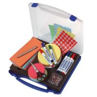 Plastikowa walizka FRANKEN, z akcesoriami, Systemy prezentacyjne, Prezentacja