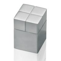 Magnesy SIGEL Superdym C30, 20x30x20mm, srebrne, Bloki, magnesy, gąbki, spraye do tablic, Prezentacja