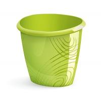 Kosz na śmieci CEP Origins, zielony, Kosze plastik, Wyposażenie biura