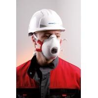 Półmaska ochronna SPIROTEK VS2300V FFP3, 10 szt., biała, Maski, Ochrona indywidualna