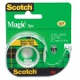 Taśma samoprzylepna SCOTCH® Magic™ (104),  matowa,  z dyspenserem,  13mm,  11, 4m