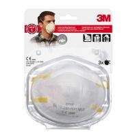 Półmaska ochronna 3M FFP1 (8710), ręczne szlifowanie, Maski, Ochrona indywidualna