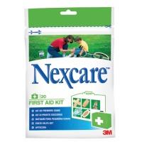 Apteczka podręczna NEXCARE First Aid Kit, Plastry, apteczki, Artykuły higieniczne i dozowniki
