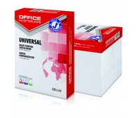 Papier kserograficzny OFFICE PRODUCTS, Universal, A4, klasa C, 146CIE, 500ark., Papier do kopiarek, Papier i etykiety