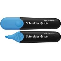 Zakreślacz SCHNEIDER Job, 1-5 mm, niebieski, Textmarkery, Artykuły do pisania i korygowania