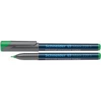 Foliopis permanentny SCHNEIDER Maxx 220 S, 0,4mm, zielony