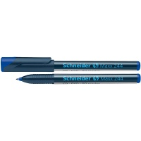 Marker do płyt CD/DVD SCHNEIDER Maxx 244, 0,7mm, niebieski