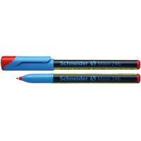Marker niepermanentny dla dzieci SCHNEIDER Maxx 246, 0,7mm, czerwony
