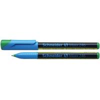 Marker niepermanentny dla dzieci SCHNEIDER Maxx 246, 0,7mm, zielony