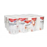 Ręczniki w roli celulozowe OFFICE PRODUCTS Mini, 2-warstwowe, 50m, 12szt., białe, Ręczniki papierowe i dozowniki, Artykuły higieniczne i dozowniki