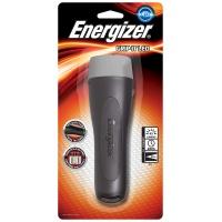 Latarka ENERGIZER Grip It Led + 2szt. baterii D, czarna, Latarki, Urządzenia i maszyny biurowe