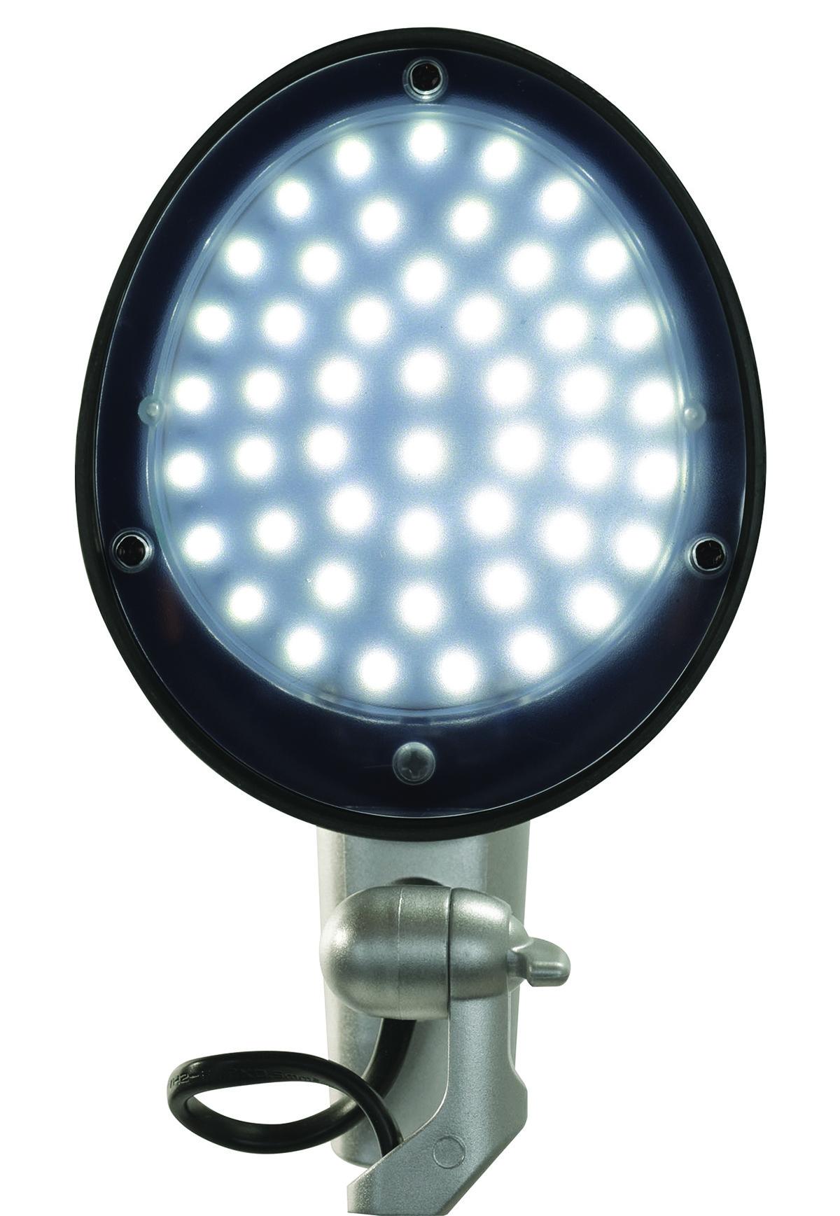 Desktop led lamp maul storm 7w black a z biuro adam wato a