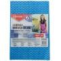 Ścierka uniwersalna OFFICE PRODUCTS, wiskoza 70%, gr. 40g/mkg, 32x50cm, 5szt., niebieska