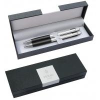 Zestaw długopis+ołówek PENAC Pepe 0,7mm, czarny