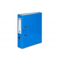 Segregator VAUPE Premium, PP, A4/75MM, Jasnoniebieski, Segregatory polipropylenowe, Archiwizacja dokumentów