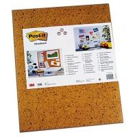 Tablica samoprzylepna POST-IT® (558), 585x460mm, jasnobrązowa, Tablice, Prezentacja