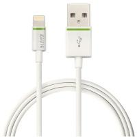 Kabel Leitz Complete ze złącza Lightning na USB, 30 cm, Akcesoria do urządzeń mobilnych, Akcesoria komputerowe