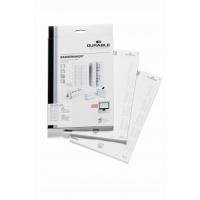 Wkłady do identyfikatorów BADGEMAKER, 34 x 74 mm (8542, 8543), Identyfikatory, Prezentacja