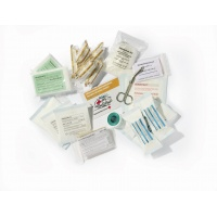 FIRST AID KIT M, wyposażenie do apteczki, małej, Plastry, apteczki, Artykuły higieniczne i dozowniki