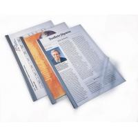 Grzbiet zaciskowy A4, szer. 13mm, gr. 3mm na 30 kartek, Listwy zaciskające i samoprzylepne, Archiwizacja dokumentów