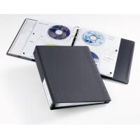 CD INDEX 40, album z kieszeniami na 40 CD, Pudełka i opakowania na CD/DVD, Akcesoria komputerowe