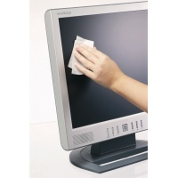 SCREENCLEAN 50 nasączonych ściereczek do ekranu, Środki czyszczące, Akcesoria komputerowe