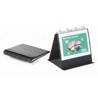 Flipchart stołowy economy poziomy 10 kieszeni, Flipcharty, Prezentacja
