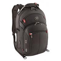"""Plecak WENGER Gigabyte, 15"""", 340x450x210mm, czarny, Torby, teczki i plecaki, Akcesoria komputerowe"""