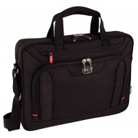 """Torba na laptopa WENGER Slim Index, 16"""", 420x320x80mm, czarna, Torby, teczki i plecaki, Akcesoria komputerowe"""