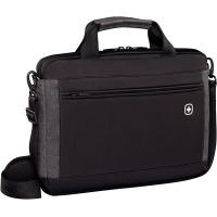 """Torba na laptopa WENGER Slim Incline, 14"""", 430x300x60mm, czarna, Torby, teczki i plecaki, Akcesoria komputerowe"""