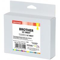 Tusz OP K Brother LC-985Y (do DCP-J125), yellow, Tusze, Materiały eksploatacyjne