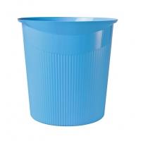 Kosz na śmieci HAN Loop Trend, 13l,  jasnoniebieski, Kosze plastik, Wyposażenie biura