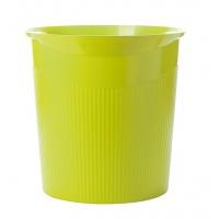 Kosz na śmieci HAN Loop Trend, 13l,  jasnozielony, Kosze plastik, Wyposażenie biura