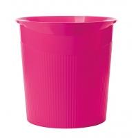Kosz na śmieci HAN Loop Trend, 13l,  różowy, Kosze plastik, Wyposażenie biura
