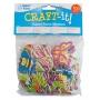 Naklejki piankowe BAKER ROSS, owady, 100szt., mix kolorów, Produkty kreatywne, Artykuły szkolne