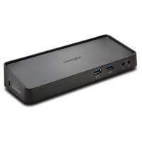 Uniwersalna stacja dokująca KENSINGTON SD3600, USB 3.0, czarna, Złącza i adaptery, Akcesoria komputerowe