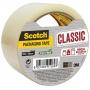 Taśma pakowa Scotch® Hot-melt (C5050S-T-EU) 50mm, 50m, transparentna