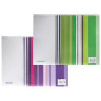 Torebka z suwakiem DONAU, PP, A4, mix kolorów, Metkownice, Urządzenia i maszyny biurowe