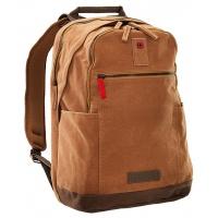 Plecak WENGER Arundel, 15,6'', 320x440x250mm, wielbłądzi, Torby, teczki i plecaki, Akcesoria komputerowe