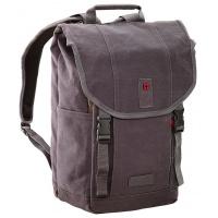 Plecak WENGER Foix, 15,6'', 310x470x240mm, szary, Torby, teczki i plecaki, Akcesoria komputerowe