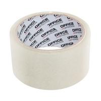 Taśma pakowa OFFICE PRODUCTS Hot-Melt, 48mm, 50y, 45mikr., transparentna, Taśmy pakowe, Koperty i akcesoria do wysyłek