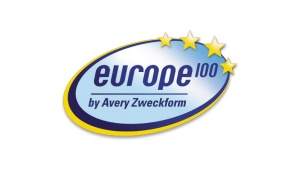 EUROPE100 BY AVERY ZWECKFORM